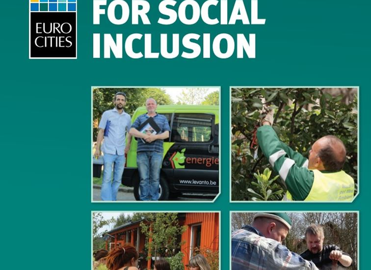 Green jobs for social inclusion